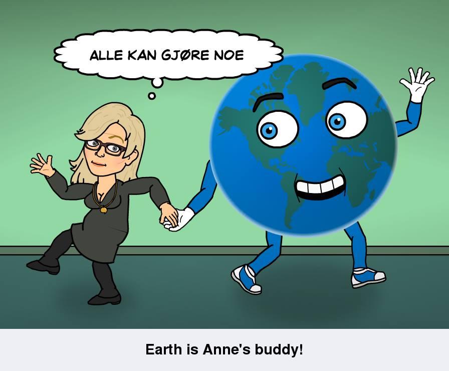 miljø og bærekraft