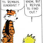 ignorant Tommy