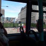 Buss innenfra