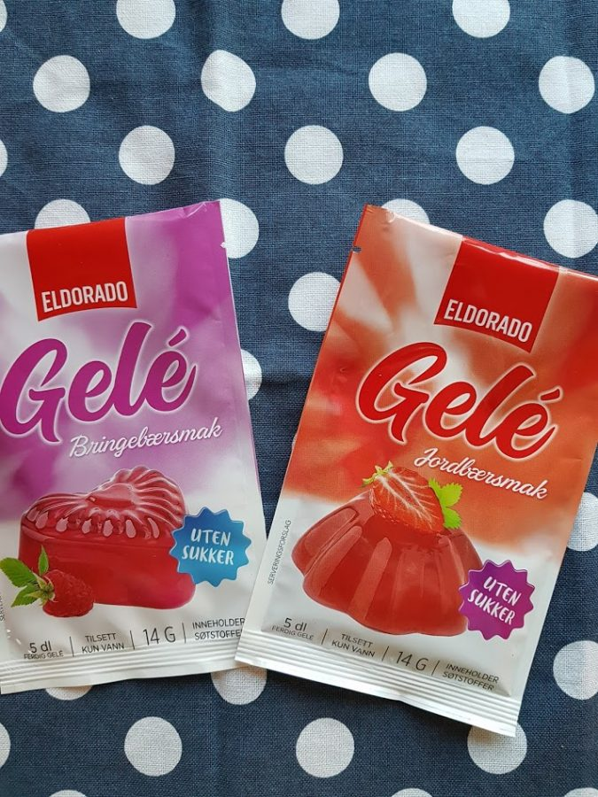 Eldorado sukkerfri gele